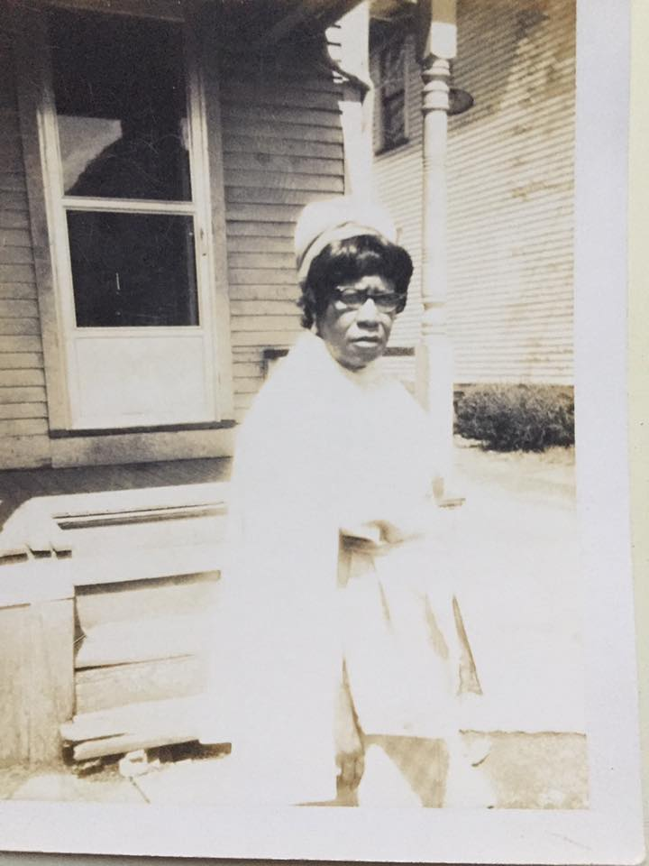 My maternal great grandmother.