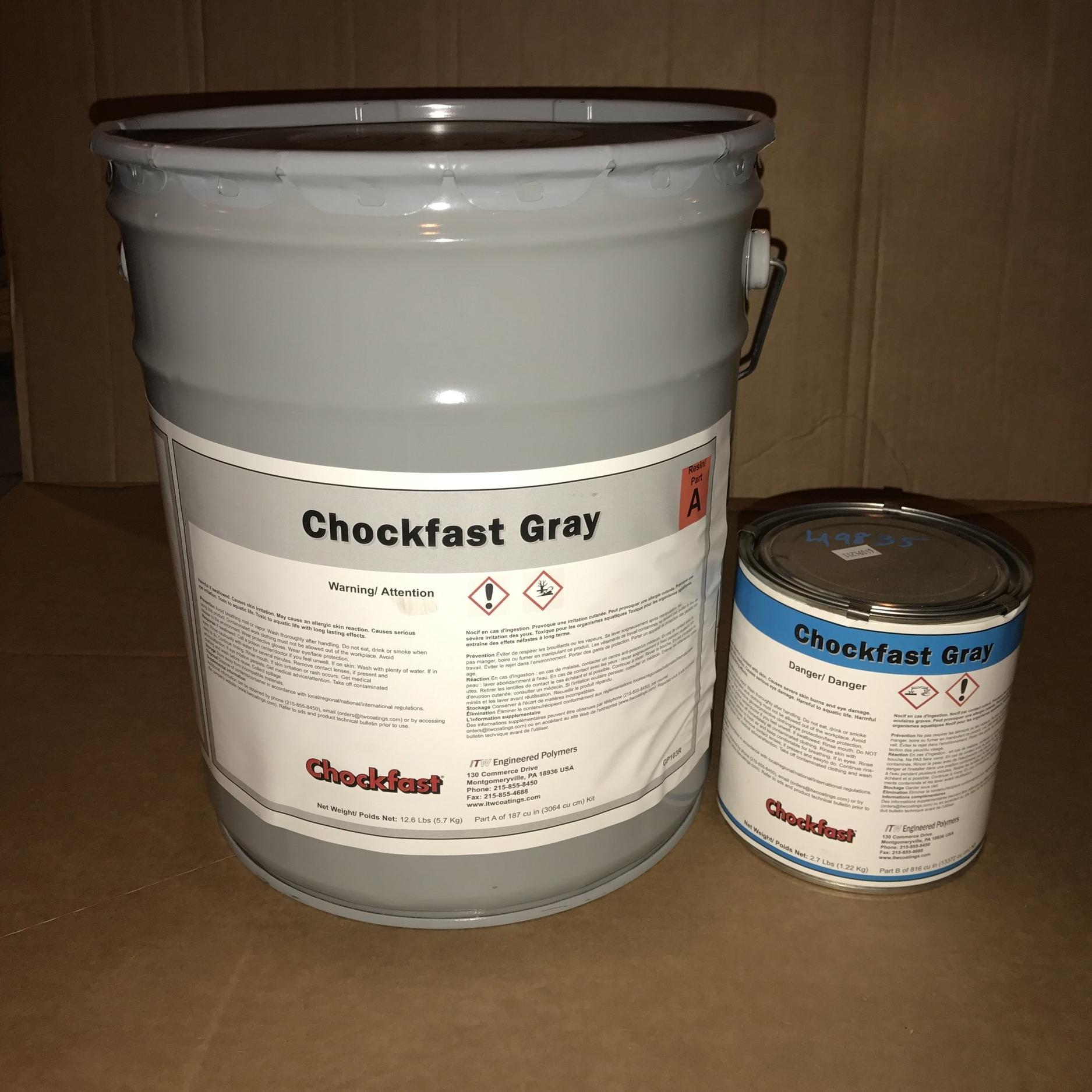 Chockfast Gray