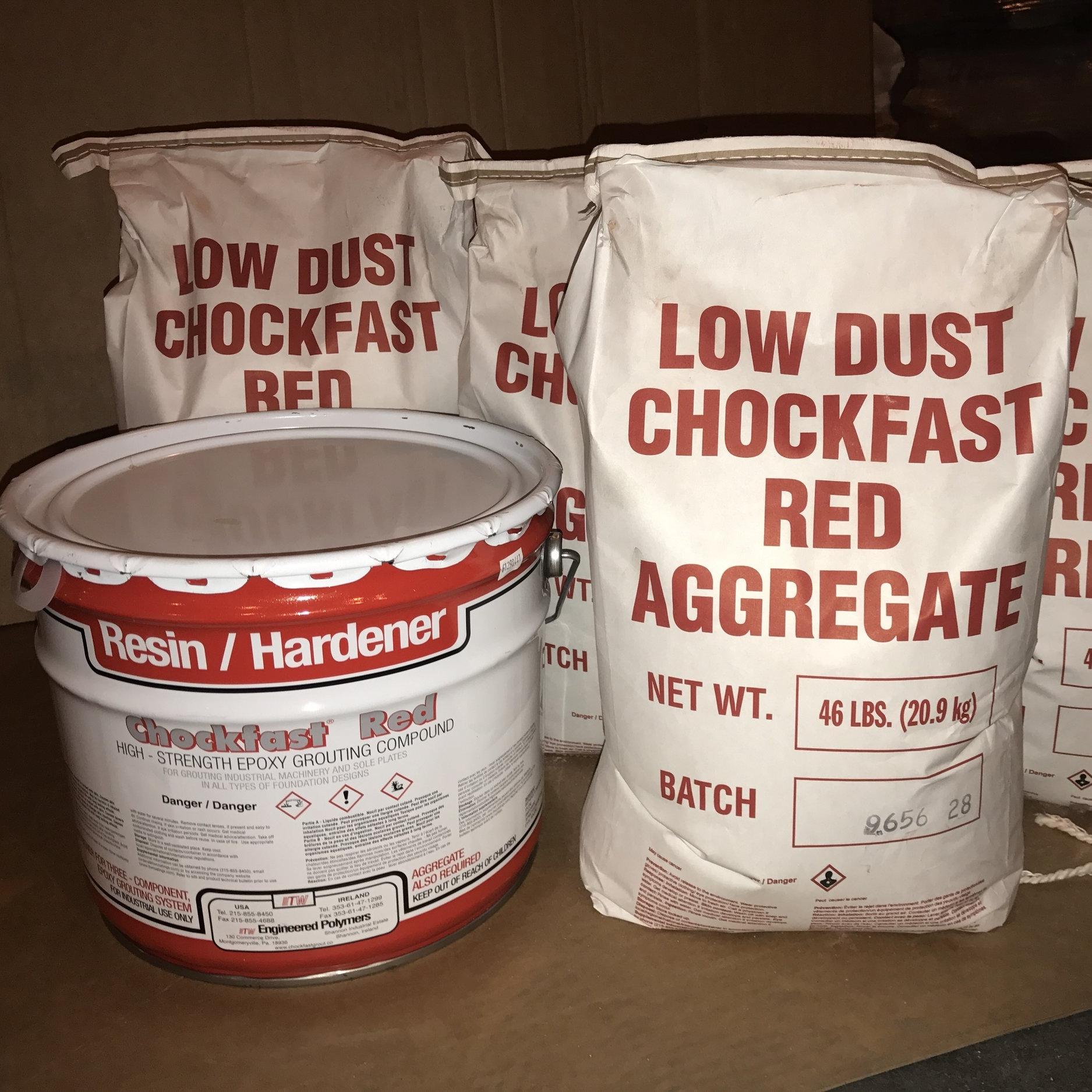 chockfast red