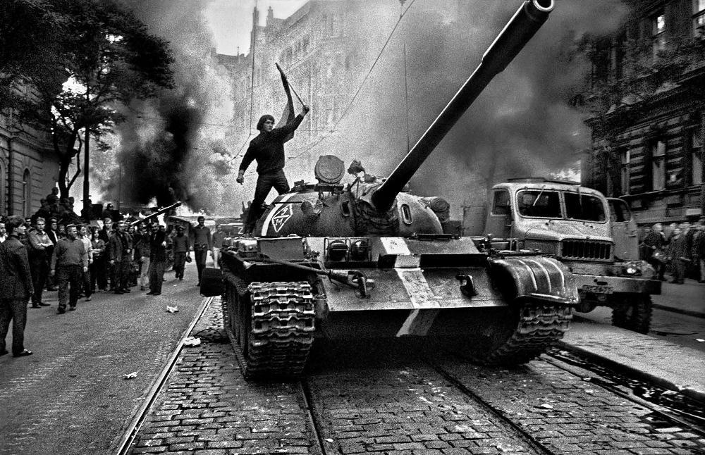 The Prague Spring, 1968