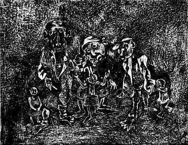 """Dumile Feni Mhlaba (""""Goya of the Townships"""")"""