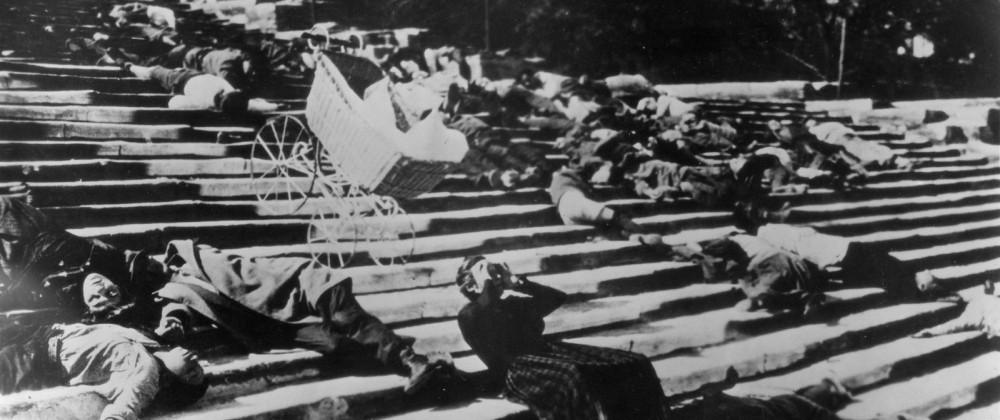 Sergei Eisenstein's Battleship Potemkin (1925)