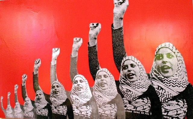 Image result for revolution and arab women