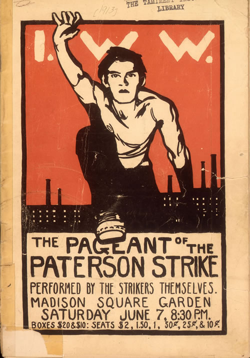 The Pageant of the Paterson Strike (program)