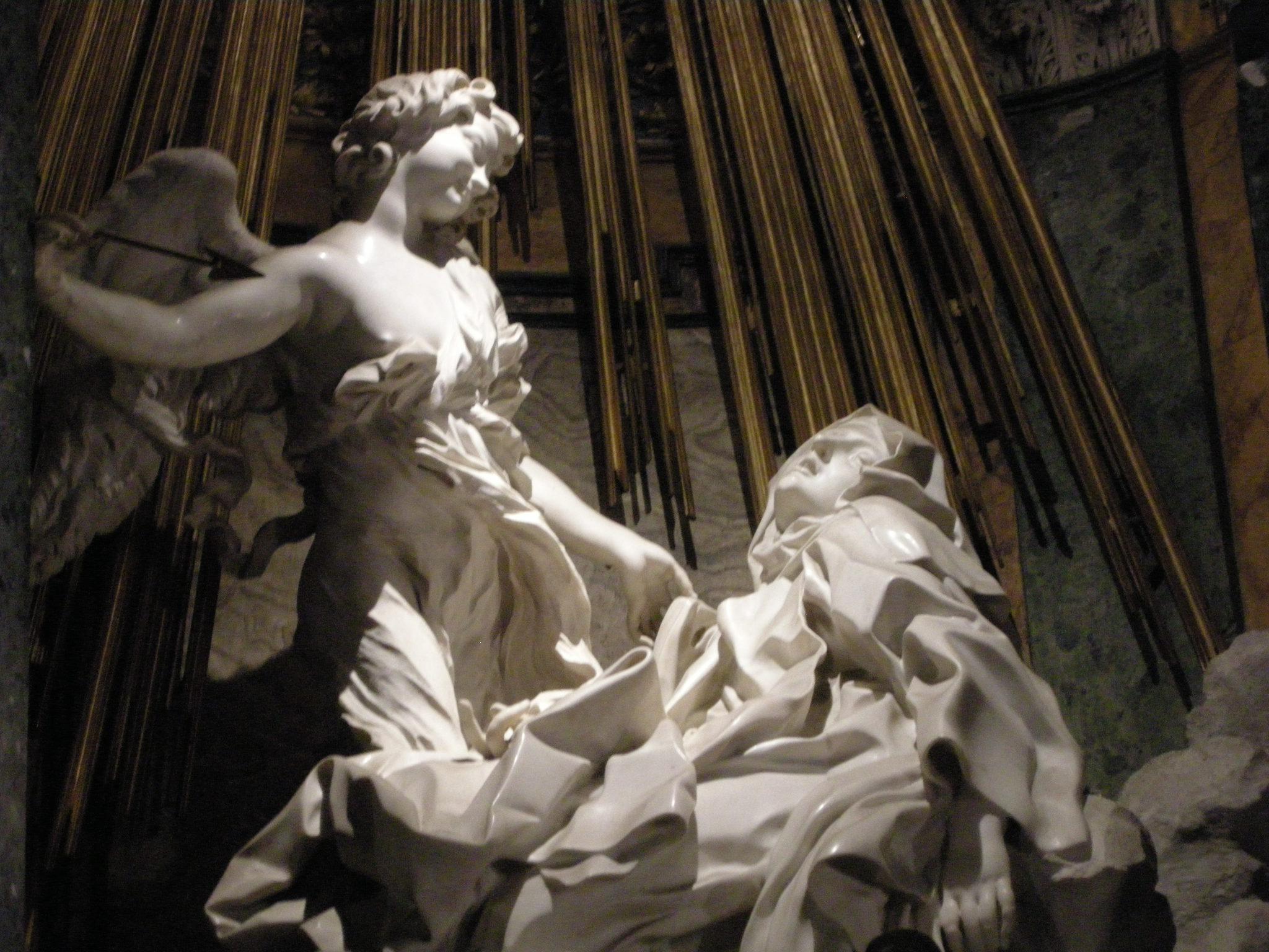 Bernini's  Ecstasy of Saint Theresa
