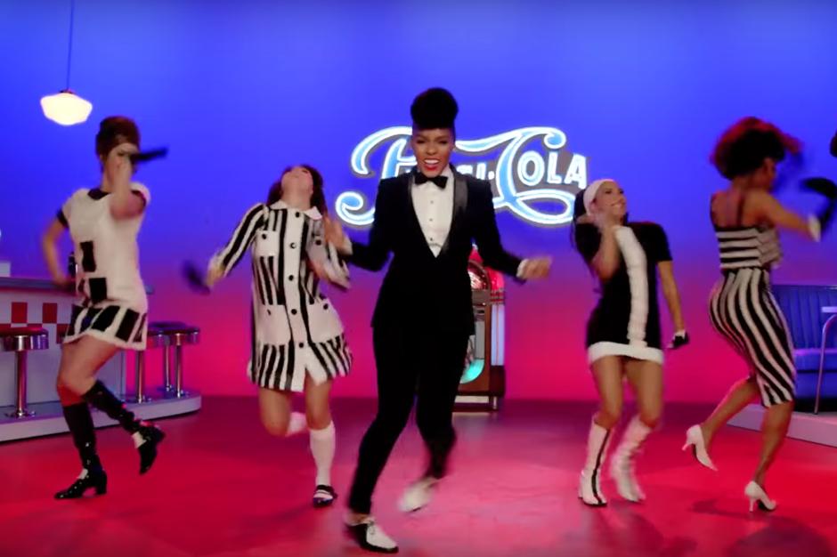 Janelle Monae's Pepsi commercial