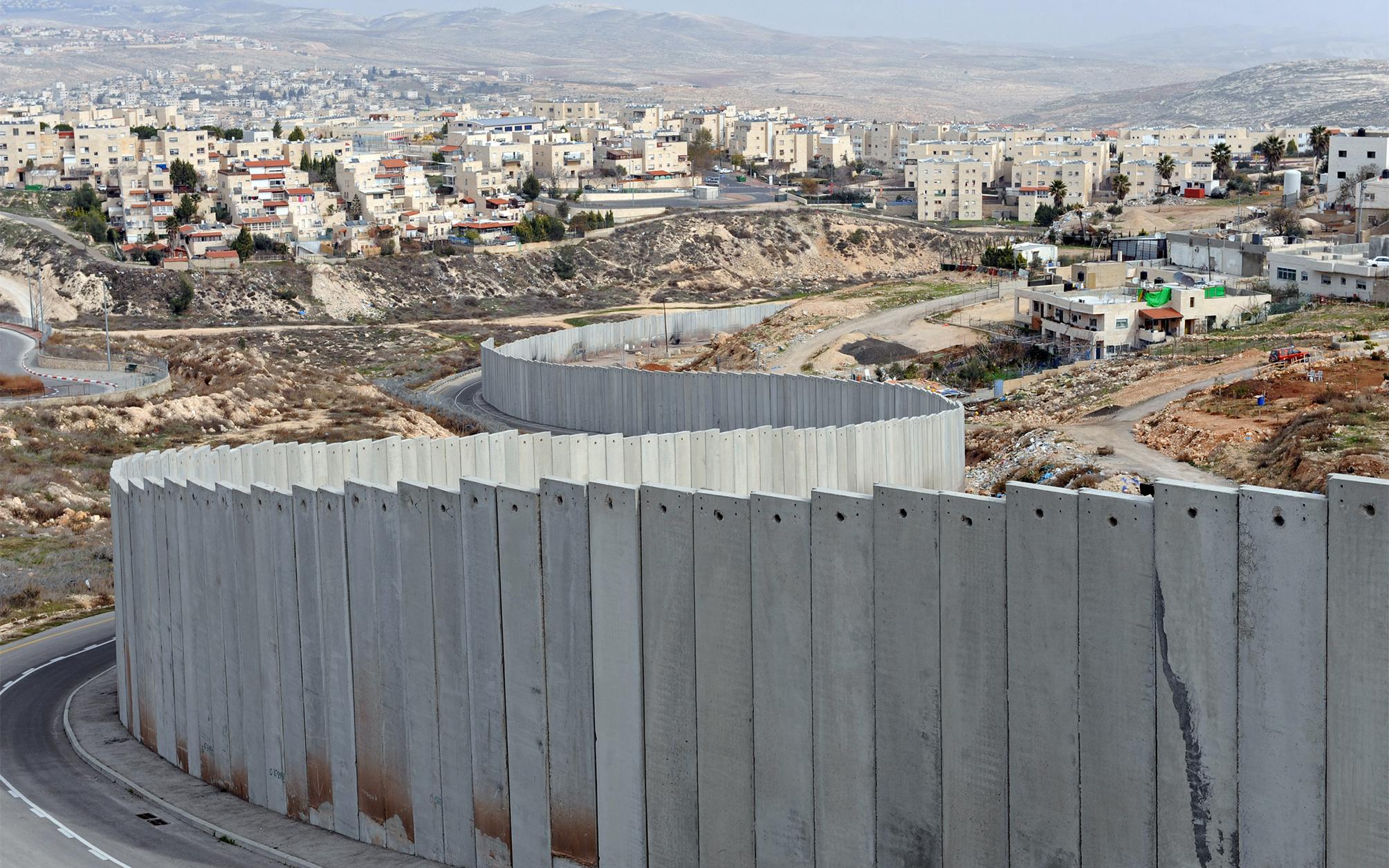 Israel's Apartheid Wall
