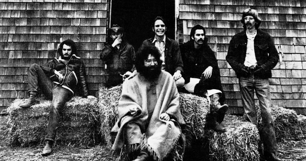 The Grateful Dead (1970).