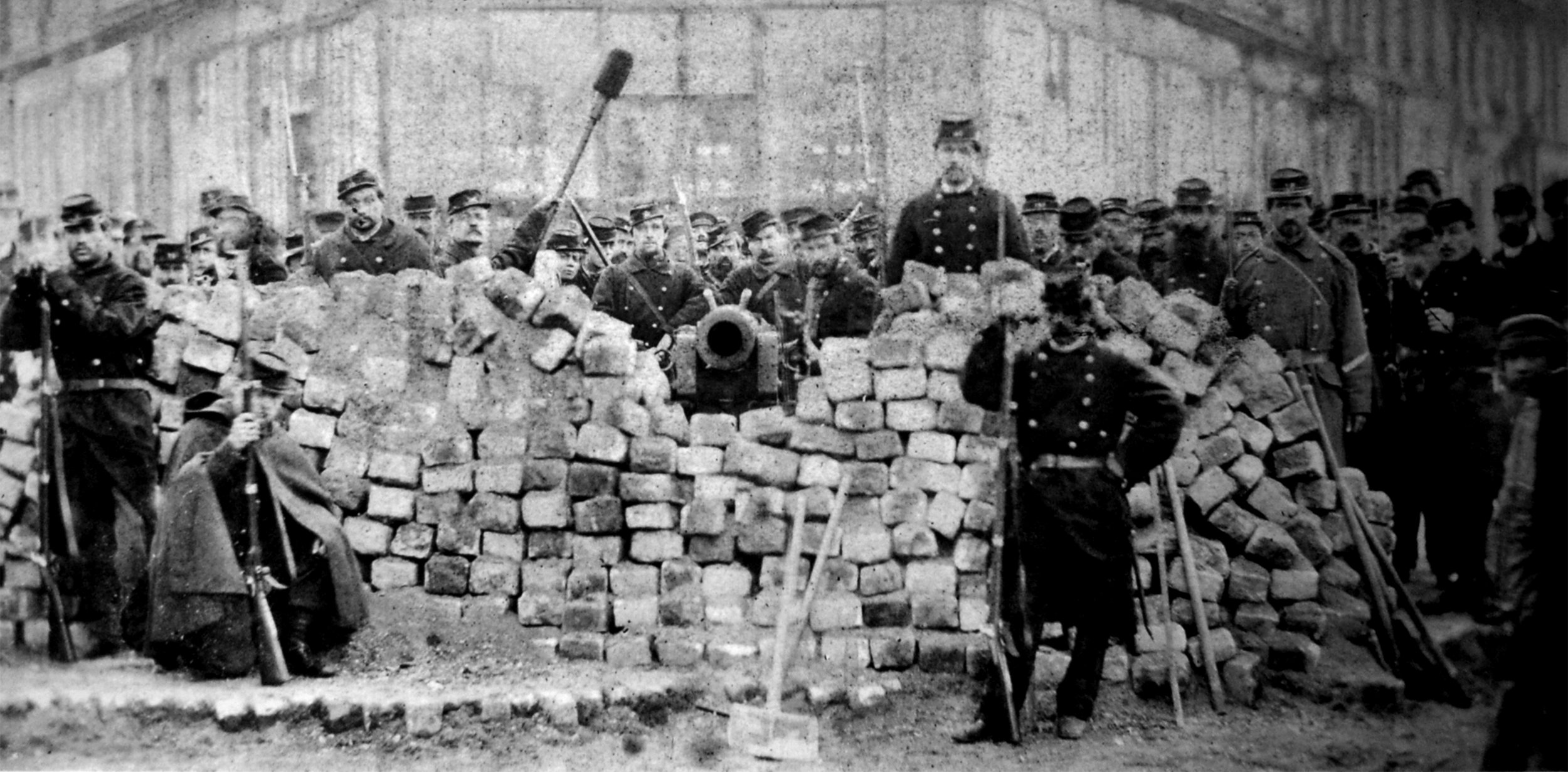Paris Commune.