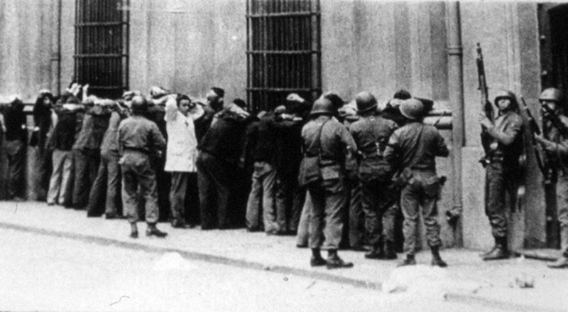 Counterrevolution: Chile in 1973