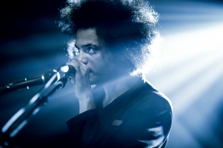 Manuel Gagneux of Zeal and Ardor.