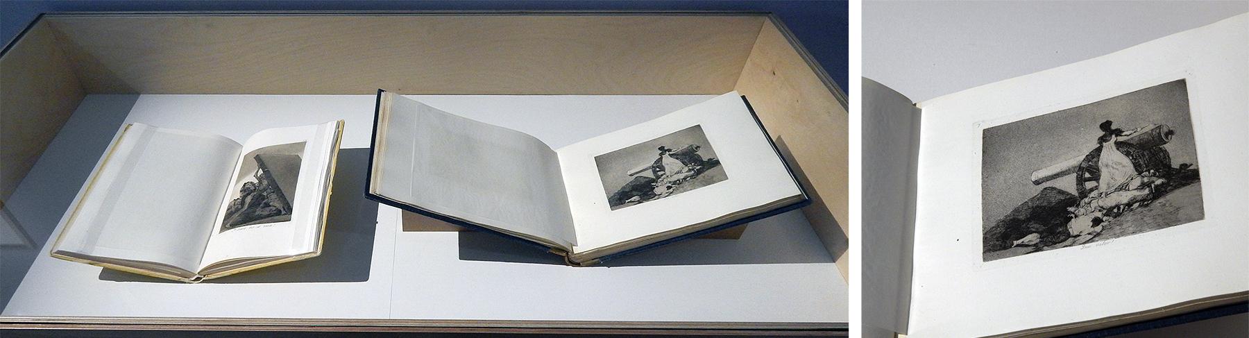 Goya,  Disasters of War  (Spain, 1810-1820)