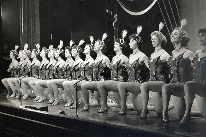The Tiller Girls, circa 1930s