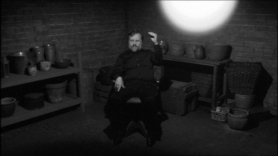 Žižek in  The Pervert's Guide to Cinema