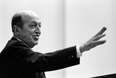 Clement Greenberg.
