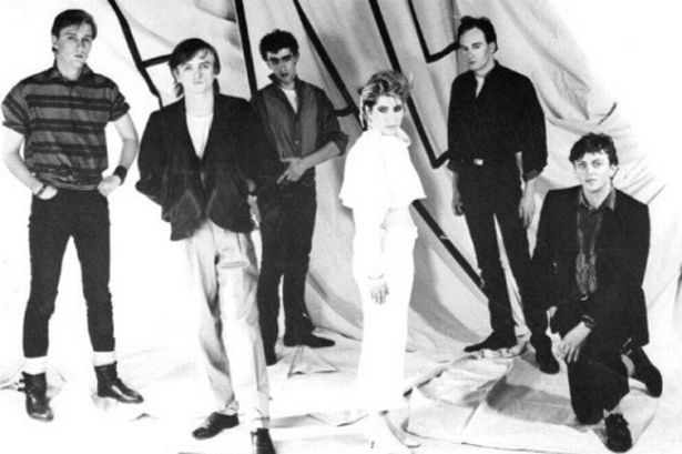 The Fall in 1984.