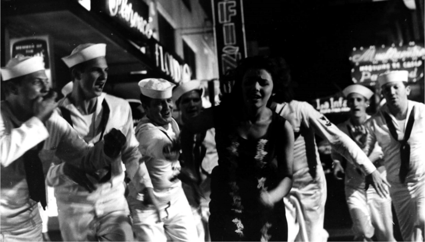 Kalatazov's  I Am Cuba  (1964).