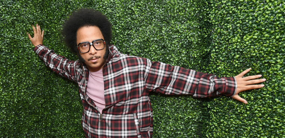 Boots Riley.