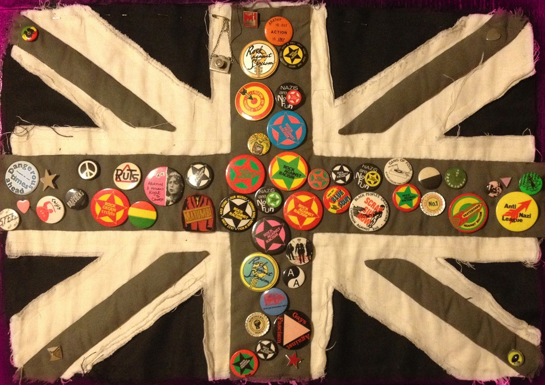 There Ain't No Black In the Union Jack  by Ruth Gregory.