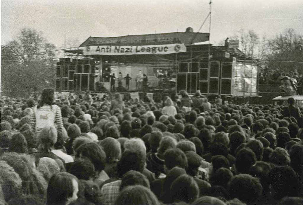 The Carnival Against the Nazis, April 1978.