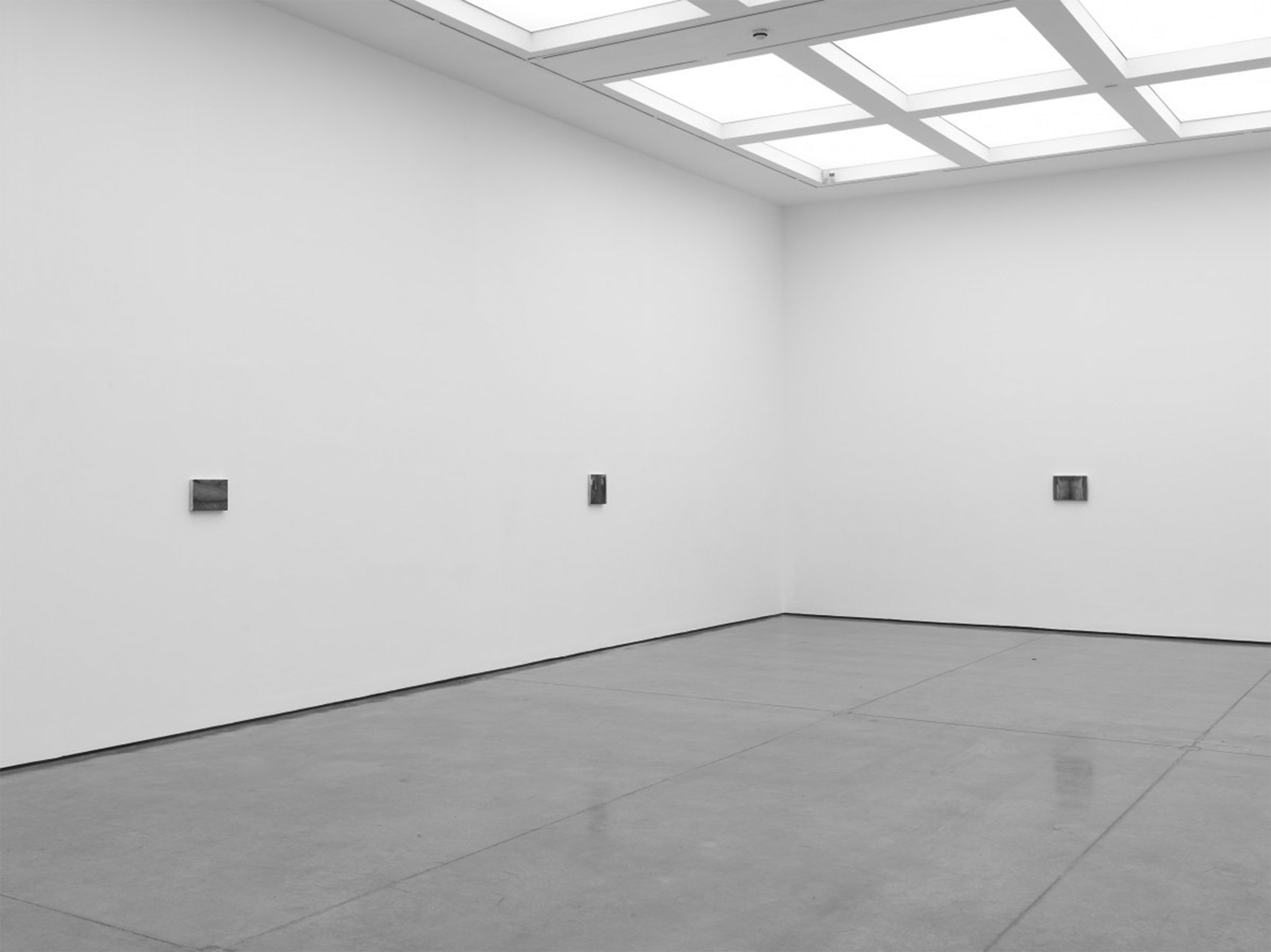 "The ""White Cube"" art space"