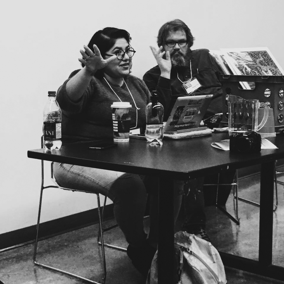 Stella Becerril and Adam Turl, Historical Materialism Toronto (2016).