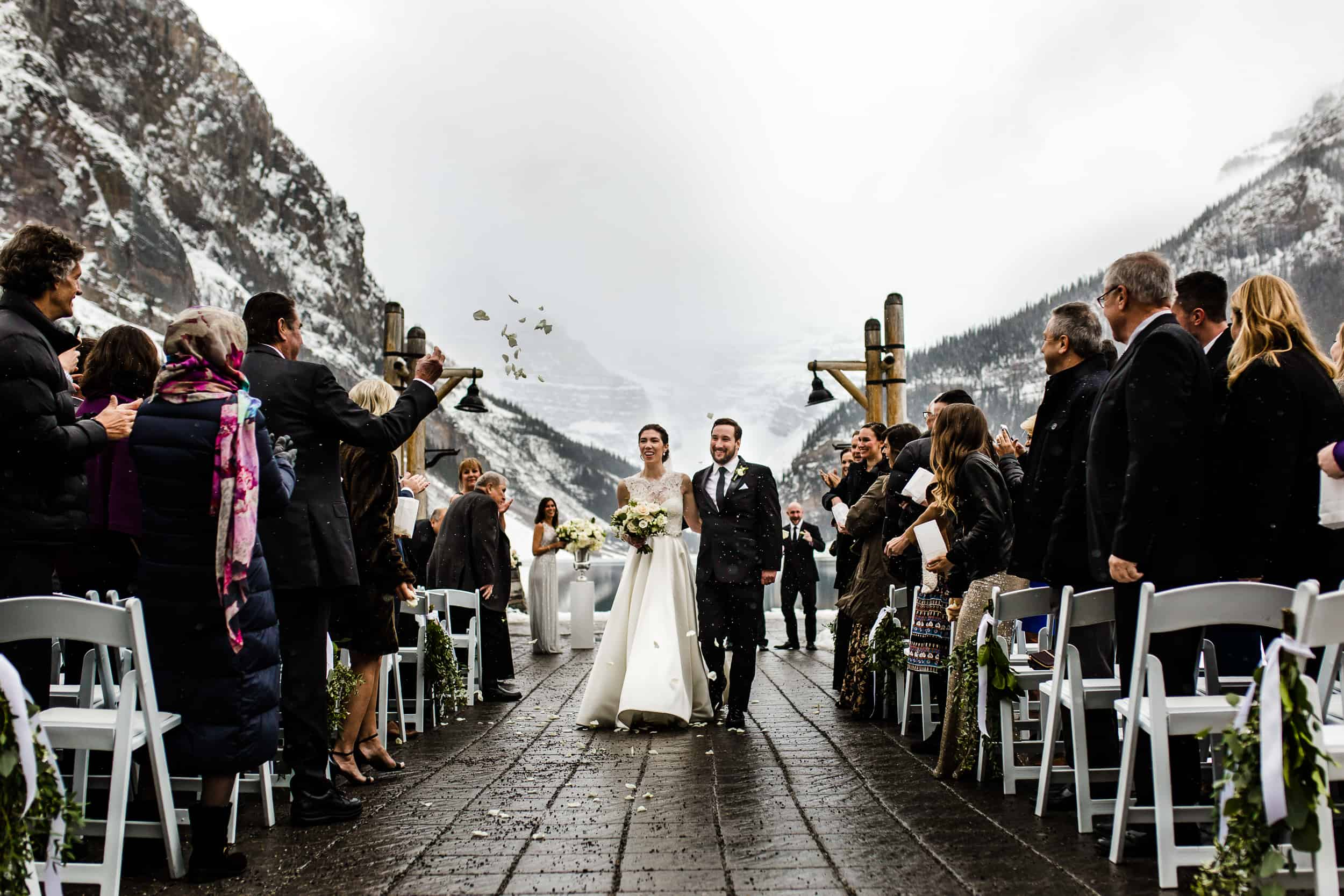 Lake Louise Wedding Photography