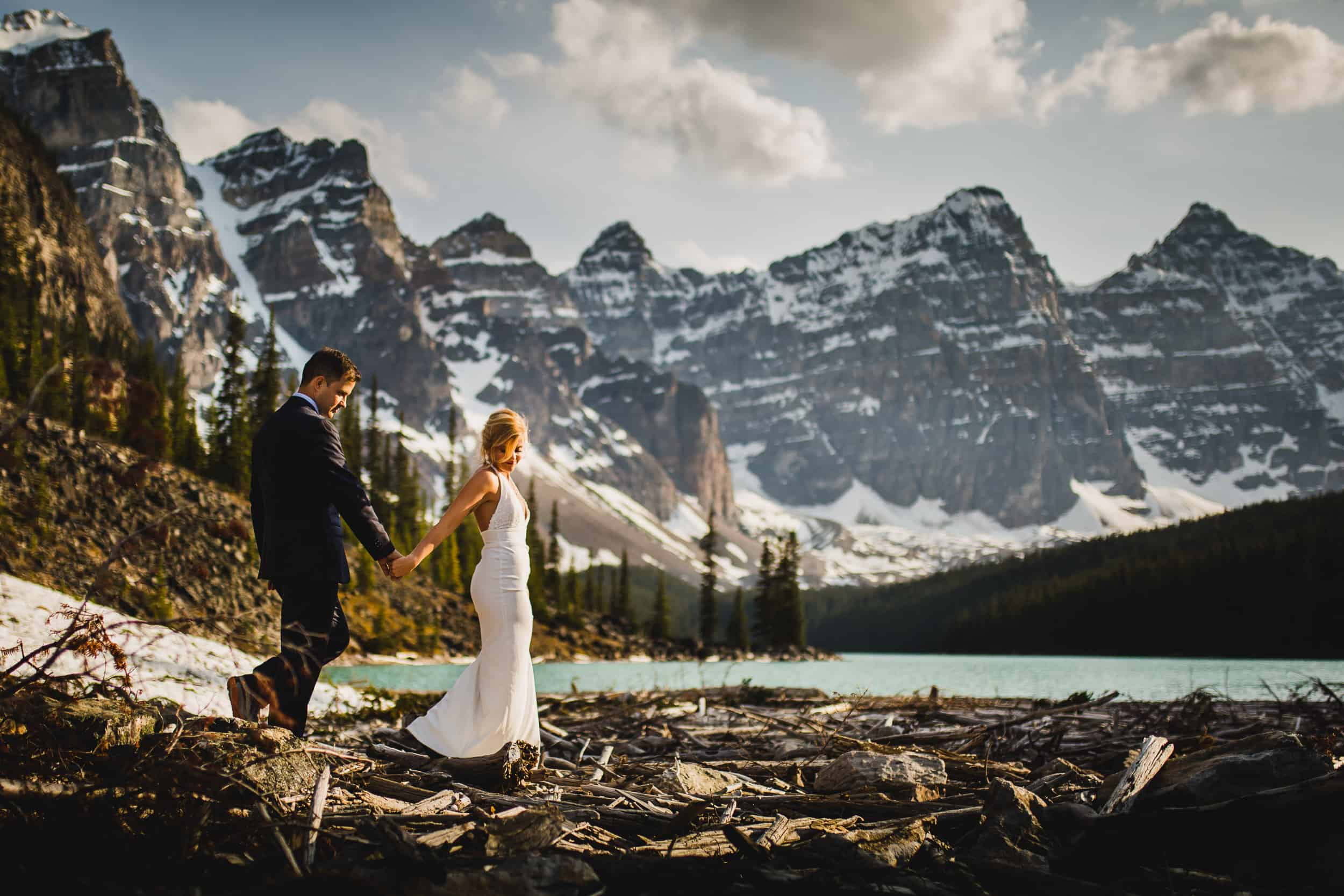 Moraine Lake Adventure Photography Session