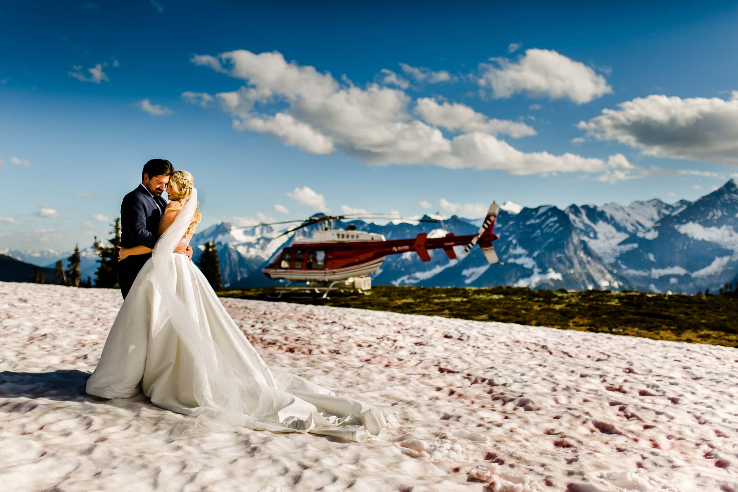 Alpine Helicopters Adventure Photo Session