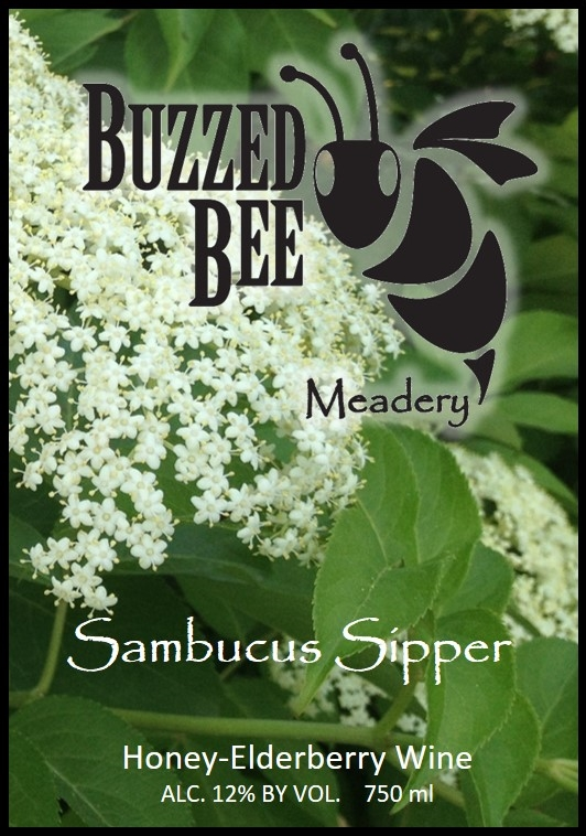 Sambucus Sipper - Sold Out