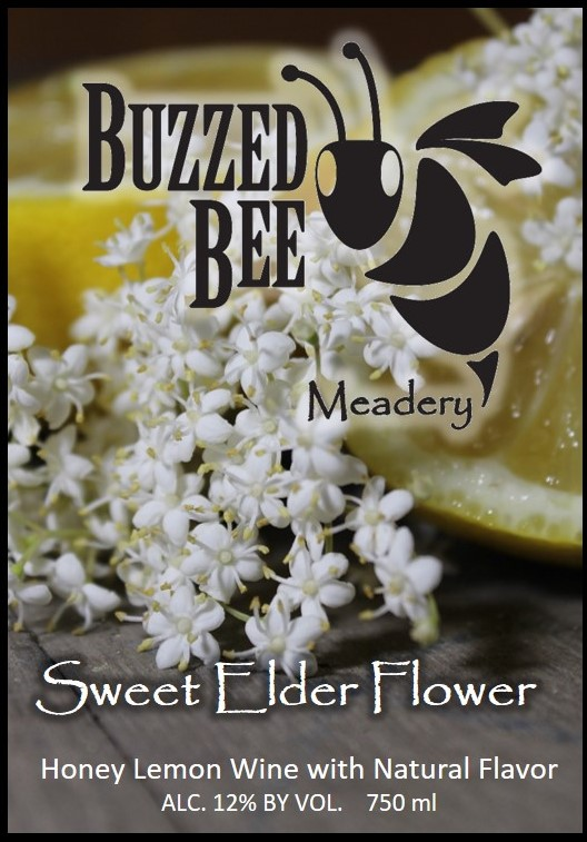 Sweet Elder Flower - Sold Out