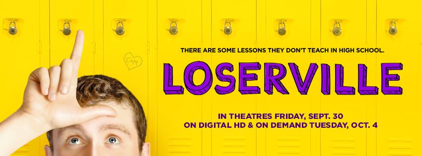 See Loserville HERE! AMAZON, ITUNES, GOOGLE PLAY.
