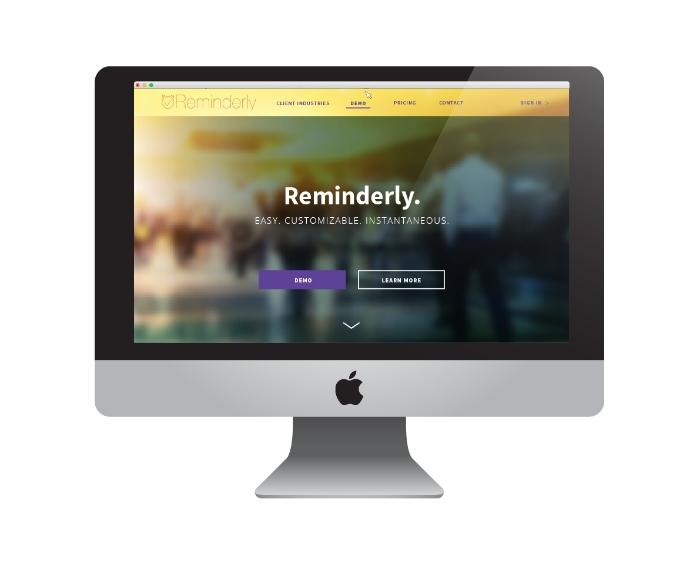 reminderly software website