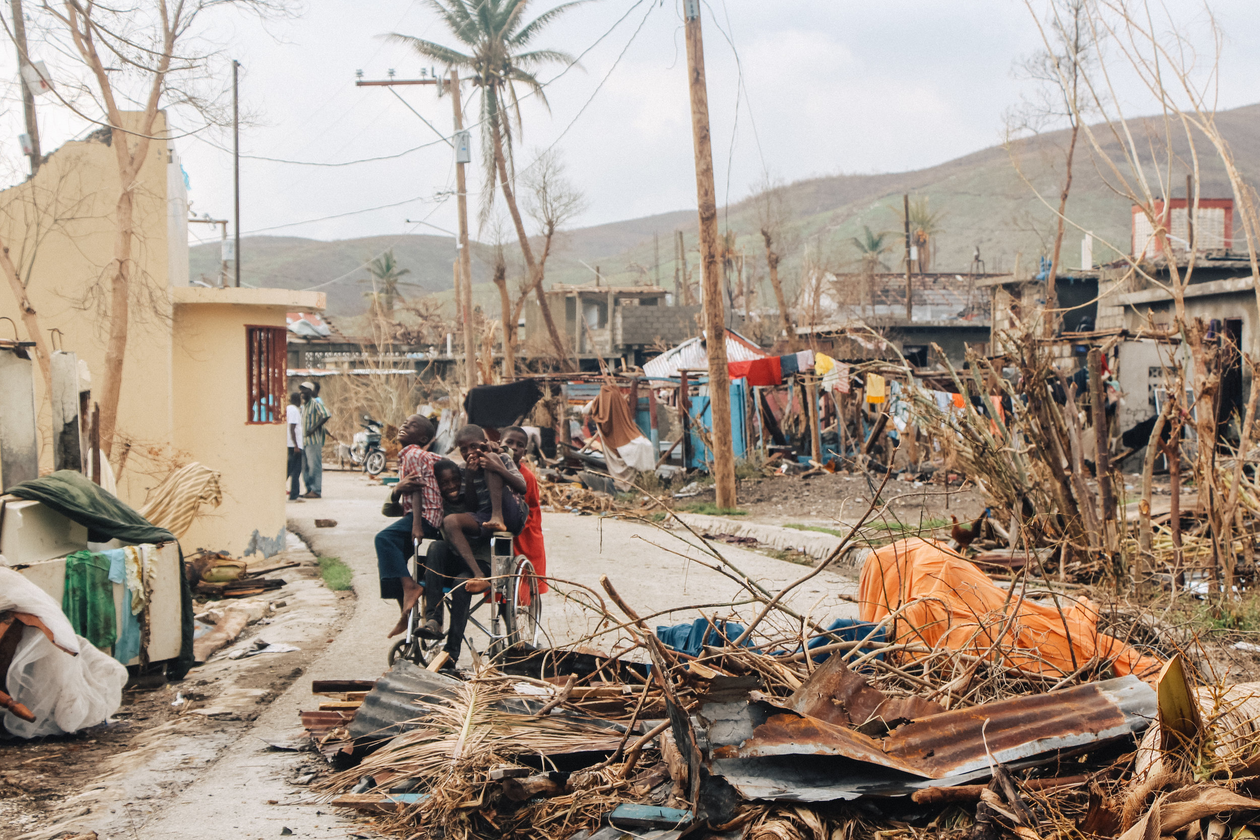 Haiti     Learn More