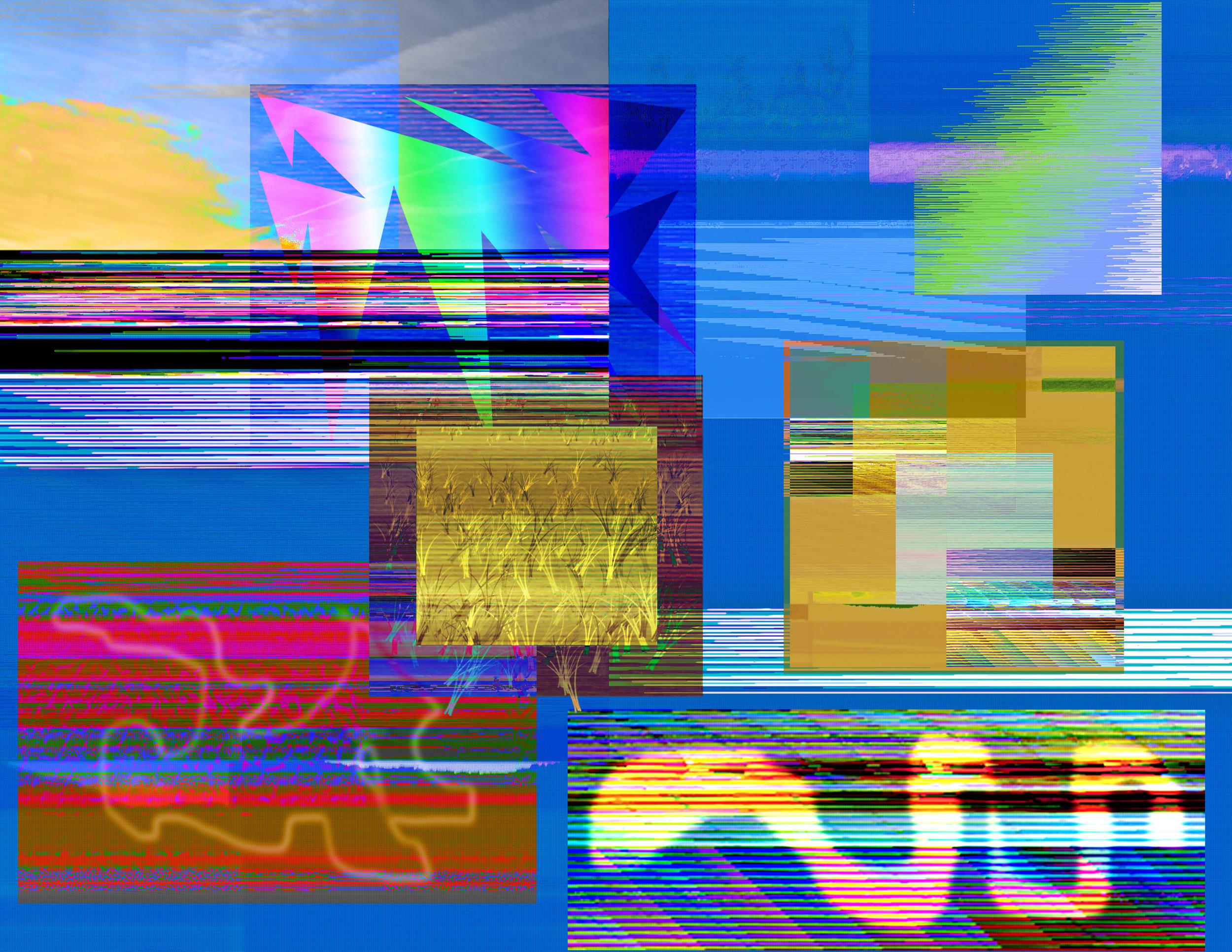 Collage, lightbox