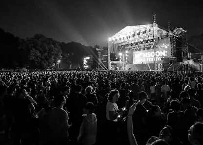 Moonsoon Festival, Hanoi, Vietnam