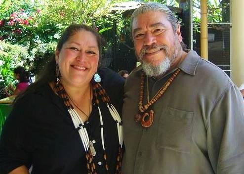 Language Teachers Deborah Sanchez and Johnny Moreno