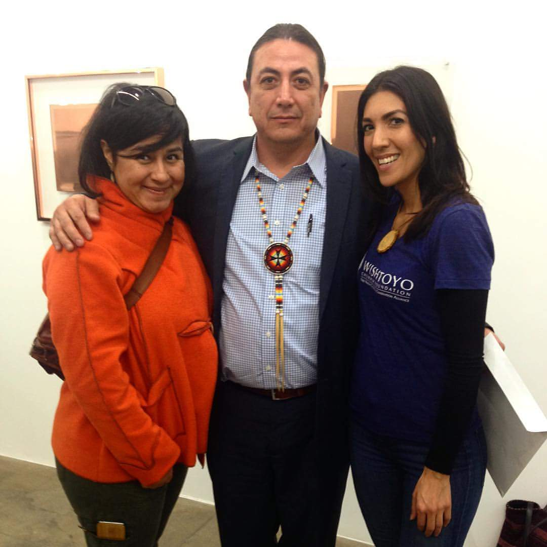 Milli Macen-Moore of Metabolic Studio, Chairman Archambault and Monica Reyes