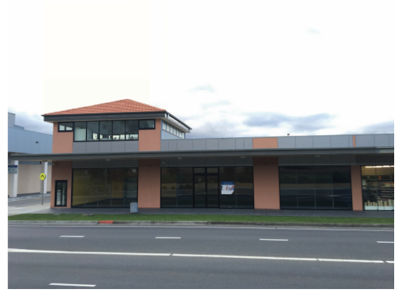 This is the Church Street view of Kingston Beach Dental's new Channel Court location from December 2017. The premises are next door to the Asian Grocer.