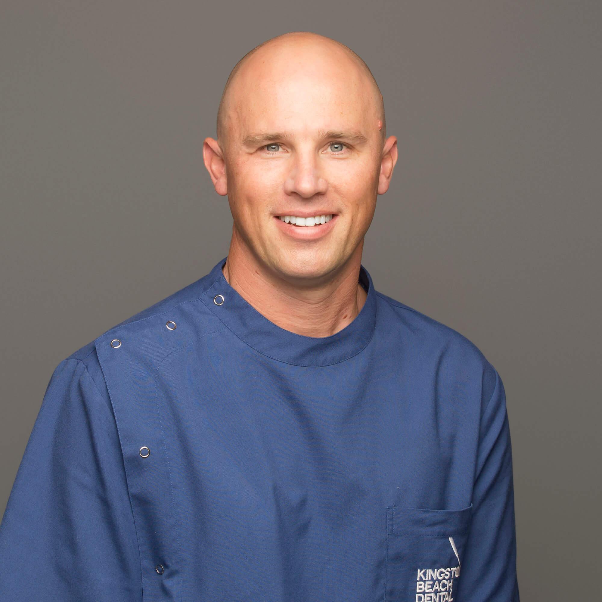 Dr Martyn Sweet Kingston Beach Dental - pain free dentist in Hobart