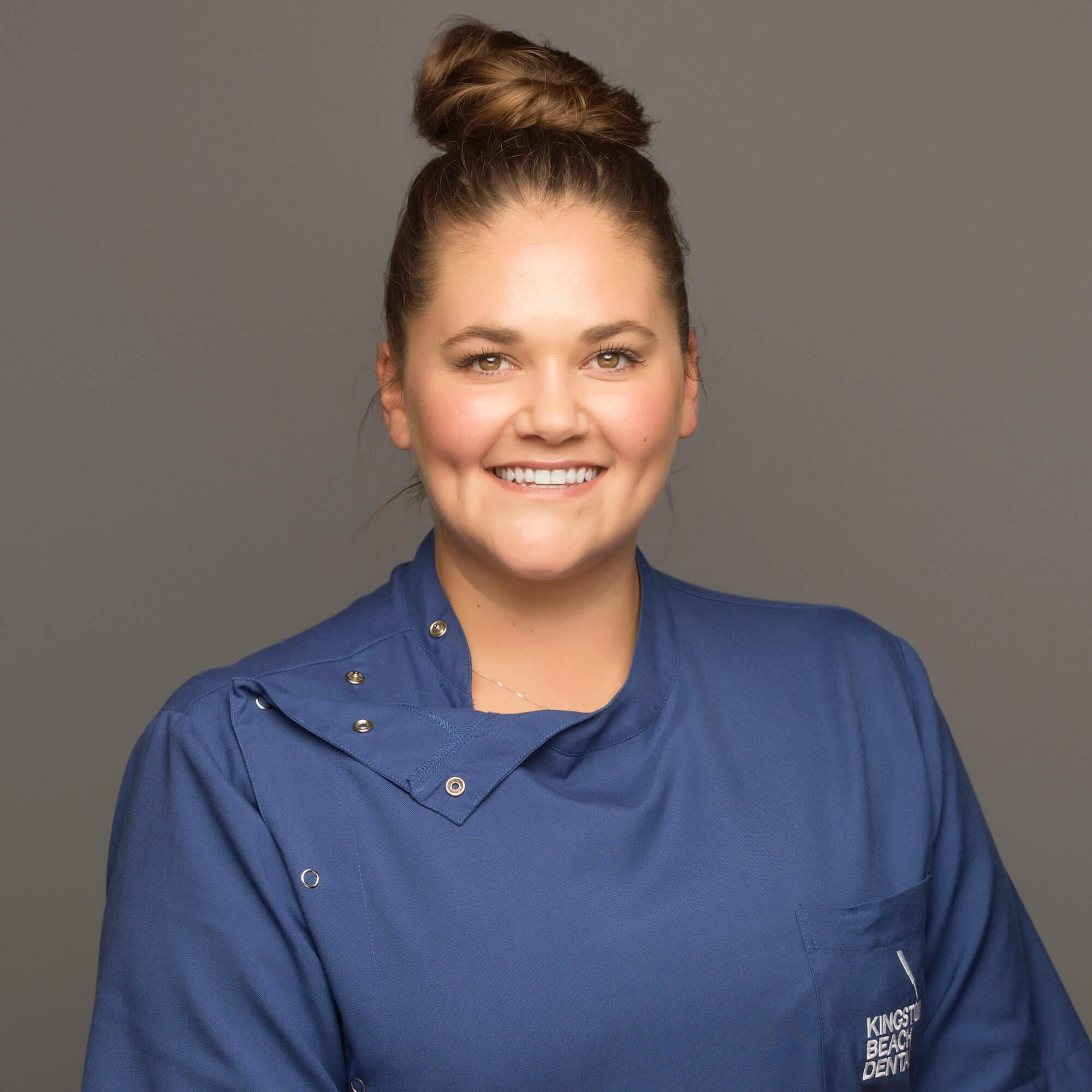 Hannah Colantoni Kingston Beach Dental - pain free hygenist in Hobart