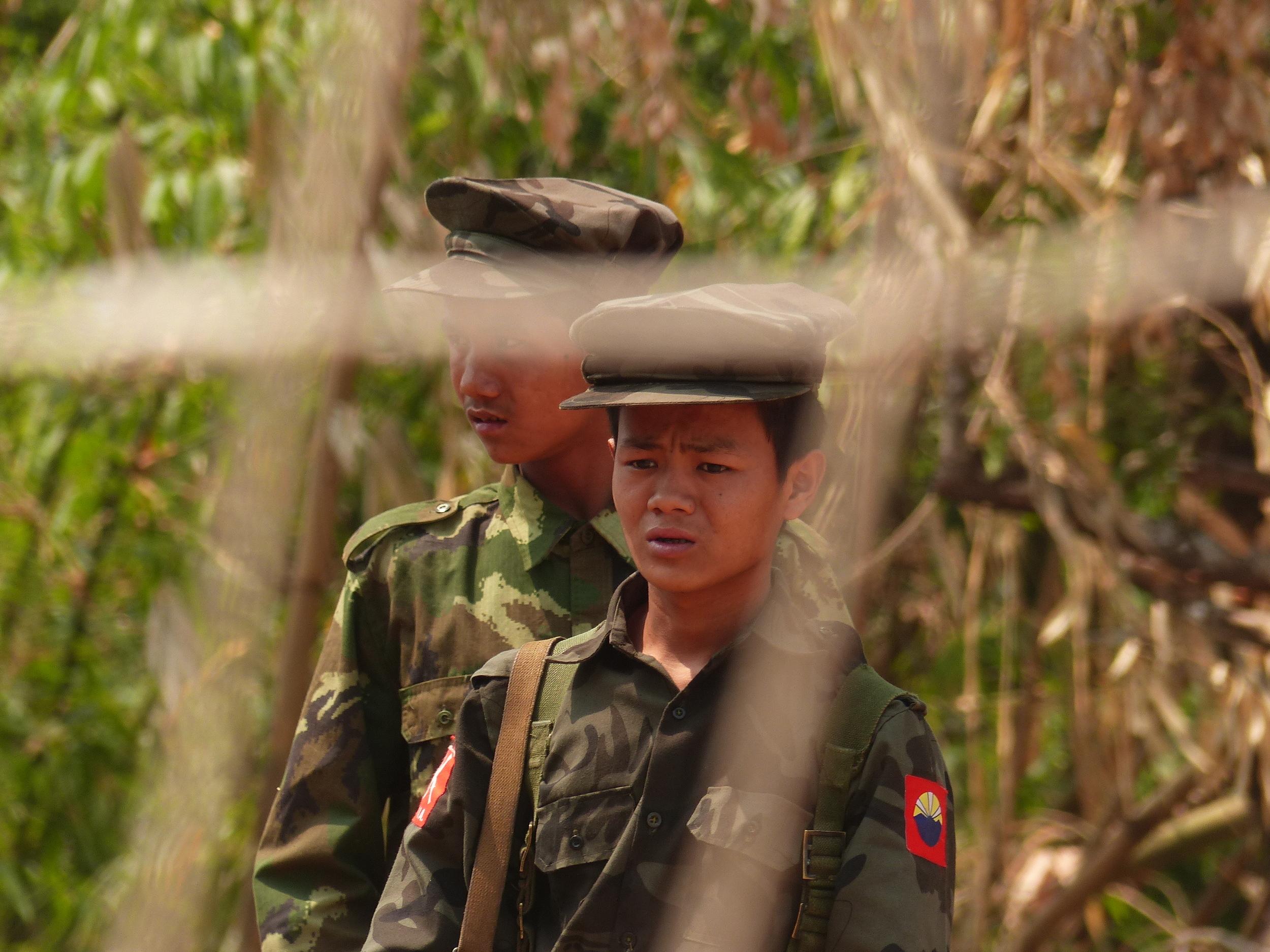 The Kachin Independence Organisation, Adapt Peacebuilding