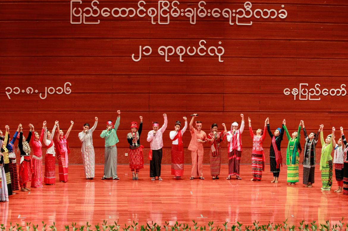 Can Myanmar's peace process learn from international experience?