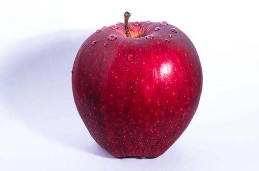Love a fresh crunchy apple!