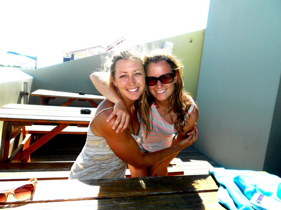 Han and Peggy - The Algarve Surf School and Camp!