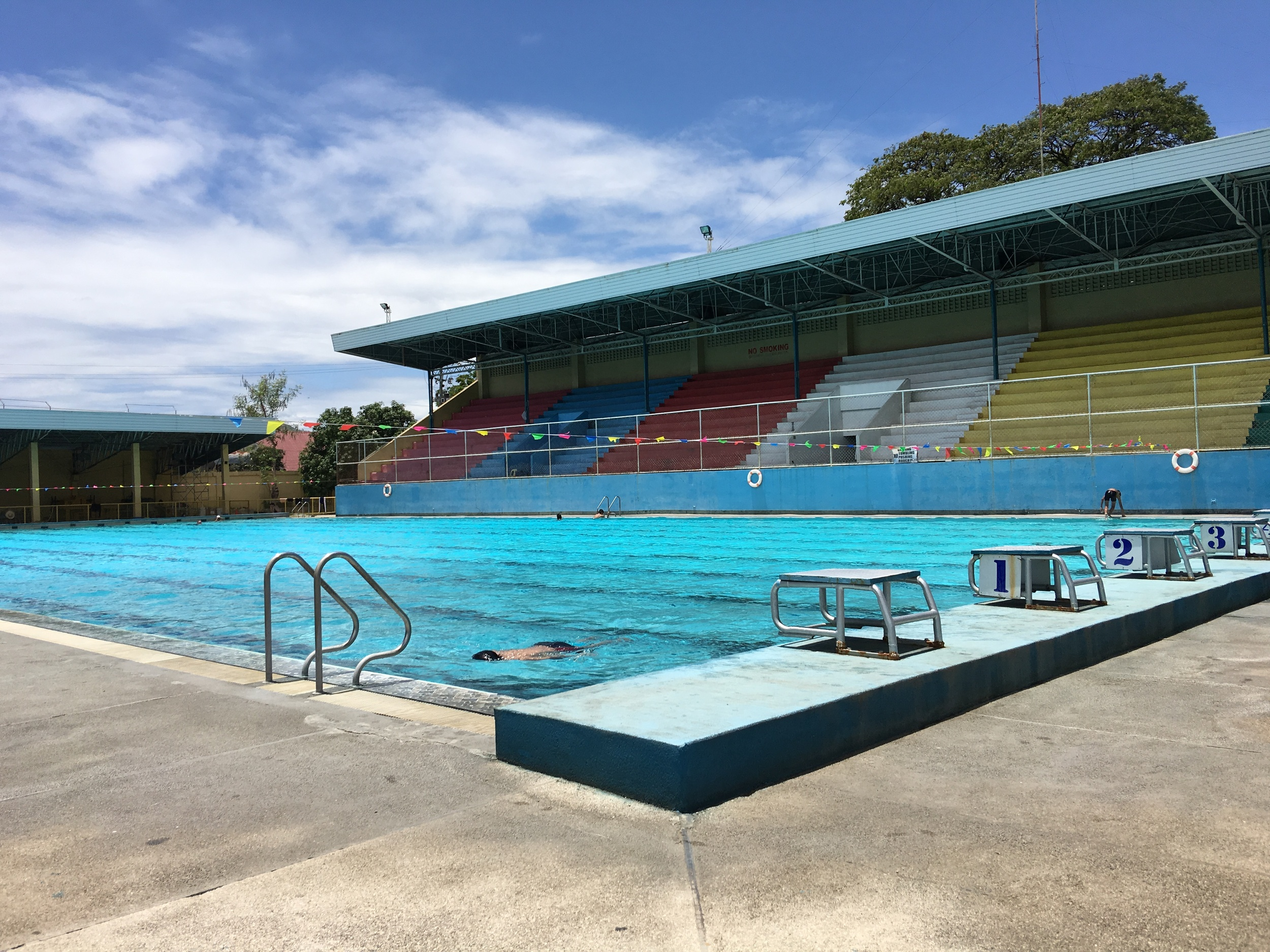 Lap pool, Cebu City Sports Complex (Abellana)