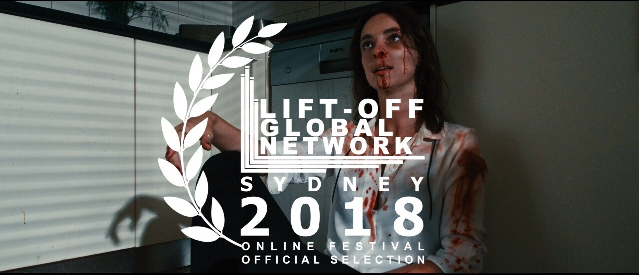 FILM |  Still Alive? , a short action film starring Lydia makes the Lift-Off Global Network's offical festival selection for 2018.   The Lift-Off Global Network  | November 2018