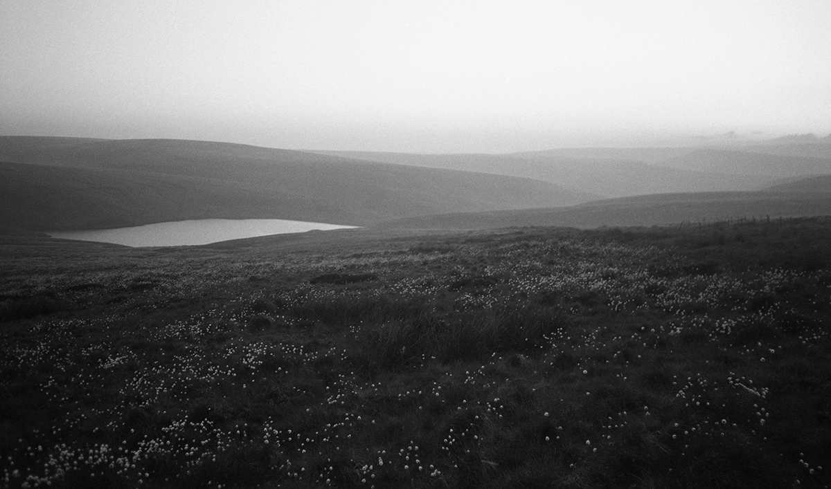 Saddleworth Moor. © Patrick H. Sampson, 2017.
