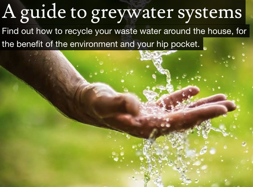 Choice Grey water guide