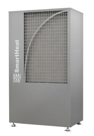 Vorderansicht Thermselect 41